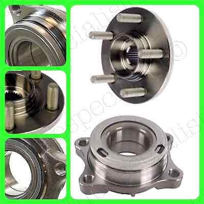 FRONT WHEEL HUB  BEARING KIT SET FOR INFINITI G35X G35X SEDAN 2004 2006 AWD NEW