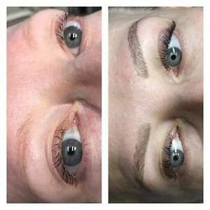 Microblading $150 for limited time phibrows artist