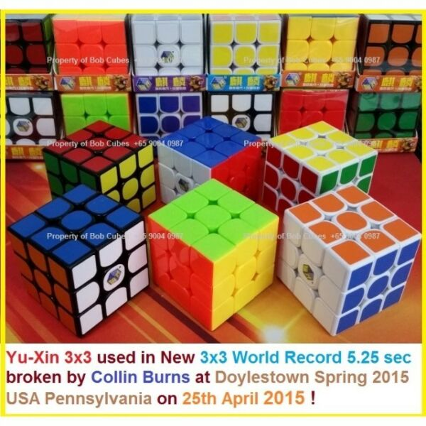 - Yu-Xin 3x3 for sale !