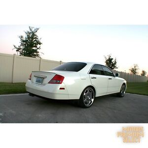 2004 Acura on Acura Rl Trunk   Ebay