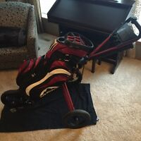 Golf Bag & Cart for Sale