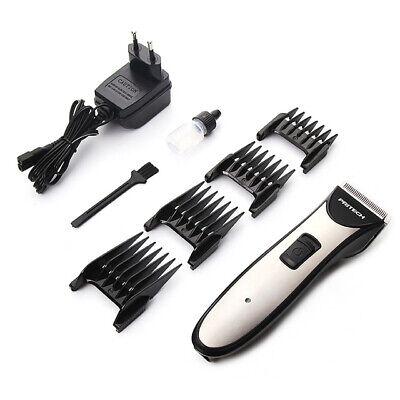 Afeitadora cortapelo profesional máquina eléctrica corta pelo, barba, bigote