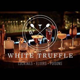 Bartenders / Bar Staff - White Truffle Chester