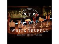 Bartenders / Bar Staff - White Truffle Chester