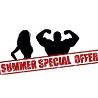 Get in shape for the summer !!