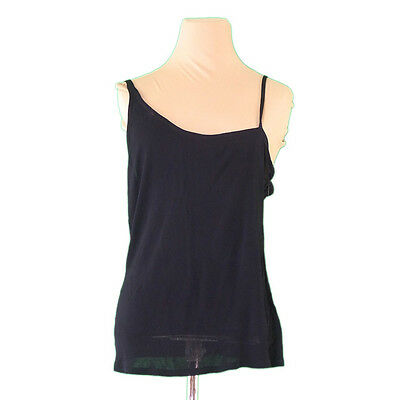 Gianni Versace Camisole Black Woman Authentic Used L1932
