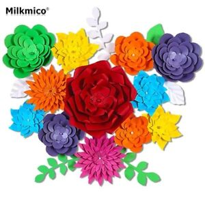 Paper made event decorations and designs for parties sold