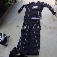 Dirt bike riding gear -Mens Large- Moto Cross / trail riding Southport Gold Coast City Preview