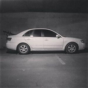 2006 Hyundai Sonata GLX Sedan