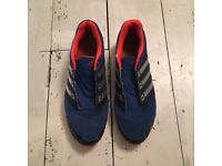 Two pairs men's trainers size 11, one pair Adidas