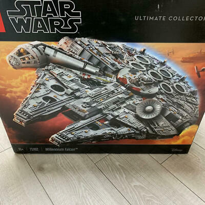 LEGO Star Wars Millennium Falcon 75192 (Ultimate Collector Series) From JAPAN