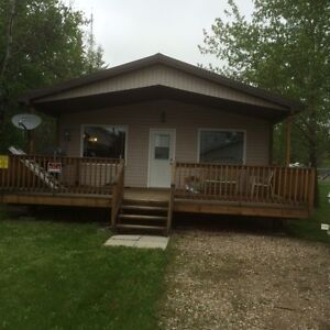 Fully Furnished Cabin at Turtle Lake for Sale