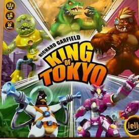 King of Tokyo - Iello