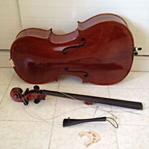 Old or Broken Cello