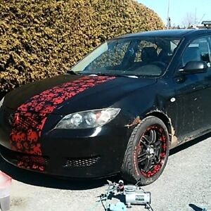 2004 Mazda Mazda3 besoin transmission
