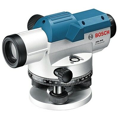 Bosch Gol 26d Automatic Optical Level Survey Tool 26 X 1.6mm30m Outdoor Auto