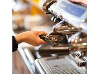 Barista & Cafe Assistant Needed ASAP in LEITH WALK coffee shop staff
