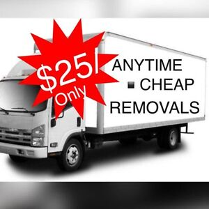 ☆ ANYTIME CHEAP REMOVALS $25/H••• CHEAP FAST RELIABLE   FREE ONLI Liverpool Liverpool Area Preview
