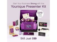 Younique presenter kit worth £219!!!!