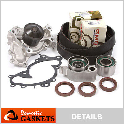 01-08 Toyota Camry Lexus ES RX 3.0L 3.3L Timing Belt Water Pump Kit 1MZFE 3MZFE