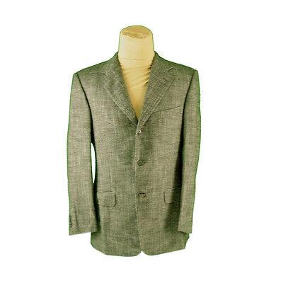 Auth LOEWE Jacket Tweed Mens used J7554