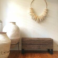 Reclaimed Timber Bench Kensington Eastern Suburbs Preview