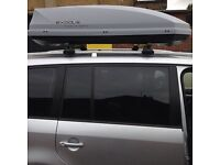 Roof box.. exodus SOLD