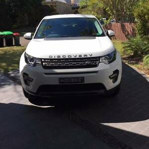 2016 Land Rover Other Wagon Frenchs Forest Warringah Area Preview