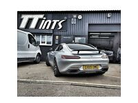 TTints Window Tinting Provide a Professional Service for Cars & Vans.. Argueably the Best