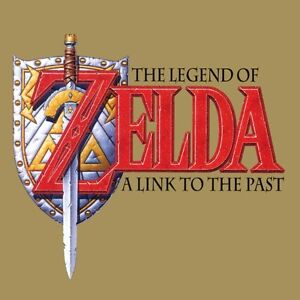 The Legend of Zelda: A Link to The Past (SNES)