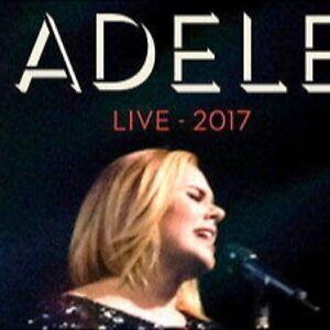 CHEAP ADELE 2017 CONCERT TICKET Coburg Moreland Area Preview