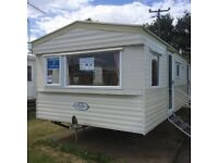 Cheap Static Caravan Sited on Cherry Tree Holiday Park Close to Great Yarmouth