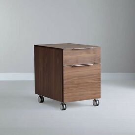 JOHN LEWIS GAZELLE TWO DRAWER FILING CABINET