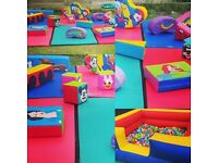 Children's Soft Play Hire - Disney Character Themed / Bouncy Castles / Slush Puppies & much more....