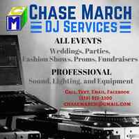 DJ for ALL OCCASIONS!