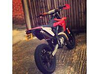 Reiju 50cc 2012 with 70cc kit