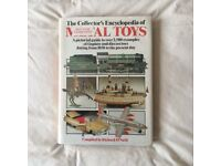 BOOK OF COLLECTOR'S METAL TOYS
