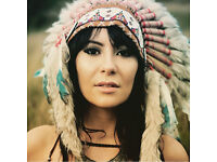 female vocalist BV wanted for urgent gig. Indie-folk tribal style!