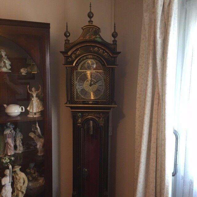 Beautiful Hall Clock