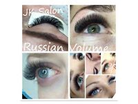 Eyelashes extension £30! Classic, Light Volume, Russian Volume. Nails Extension ‼️