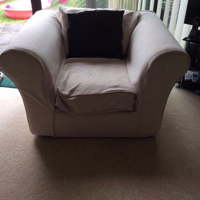 Next armchairin Carlton, NottinghamshireGumtree - Next armchair in very good condition selling due to theres no space for it. 30 collection only