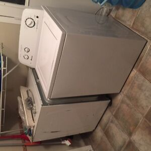 second hand of wash machine and dryer