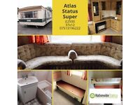 Static caravan / Mobile home FREE DELIVERY ideal farm/build