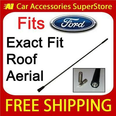 9cm//3.7 Short Bullet Roof Mast Stubby Antenna for VW BMW Ford Mazda Toyota Honda Audi