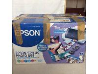 Epson Stylus 890 Photo Printer
