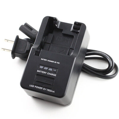 BC-TRX Battery Charger For SONY NP-BX1 NP-BK1 RX100 II III V IV...