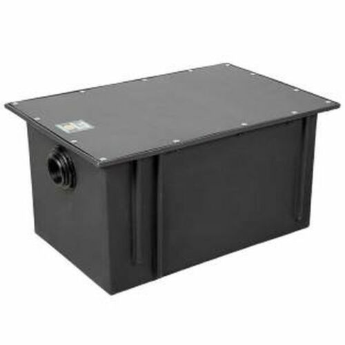 Brand New Ashland PolyTrap 4850 100 lb. Grease Trap with Threaded Connections