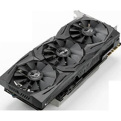 Asus NVIDIA ROG Strix GeForce GTX 1080 TI OC Gaming 11GB GDDR5X