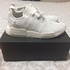 Adidas NMD R1 Triple White Randwick Eastern Suburbs Preview