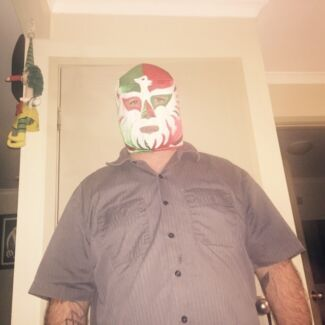 Mexican Wrestlers Mask Byron Bay Byron Area Preview